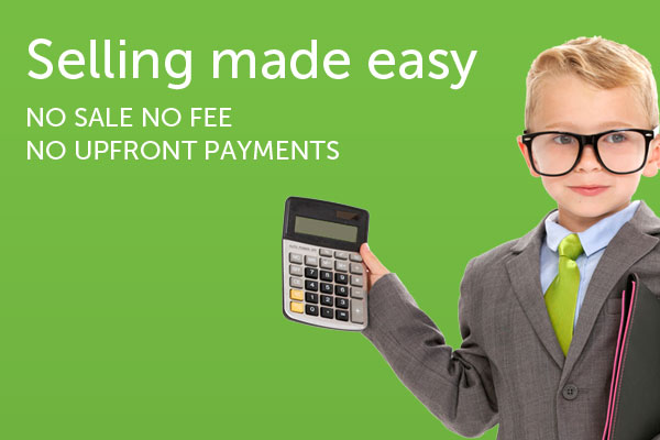 Selling made easy - One Price. One Fee. £995 + VAT No sale no fee, No commision, No upfront payments