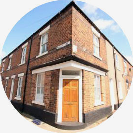 End of terrace house sold in Chester