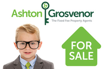 Ashton & Grosvenor For Sale board