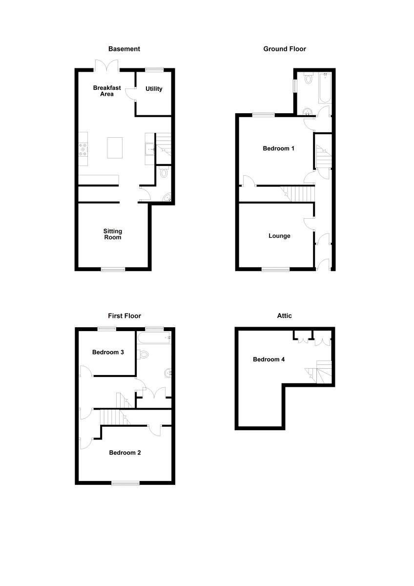 Tarvin Road, Chester Floorplan