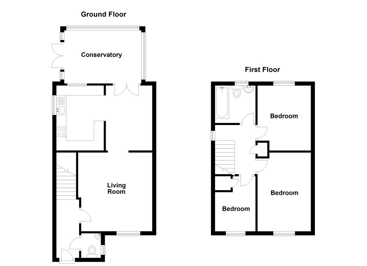 Coldstream Drive, Ellesmere Port Floorplan