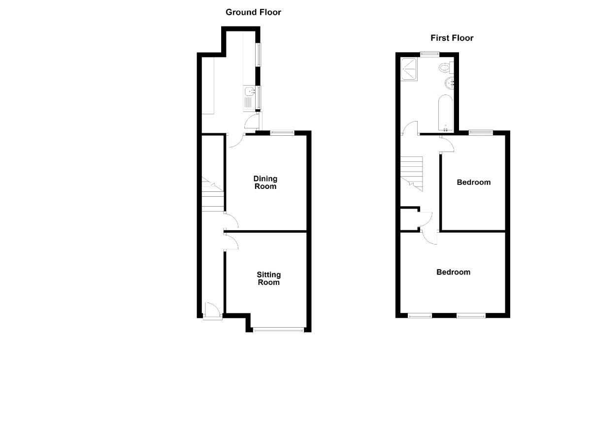 Clare Avenue, Chester Floorplan