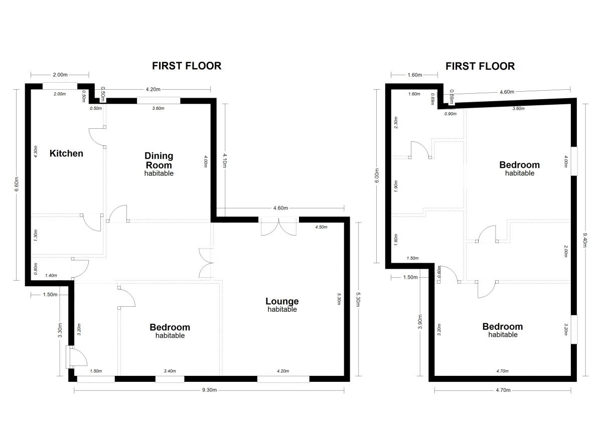 Goldsmith House, Chester Floorplan