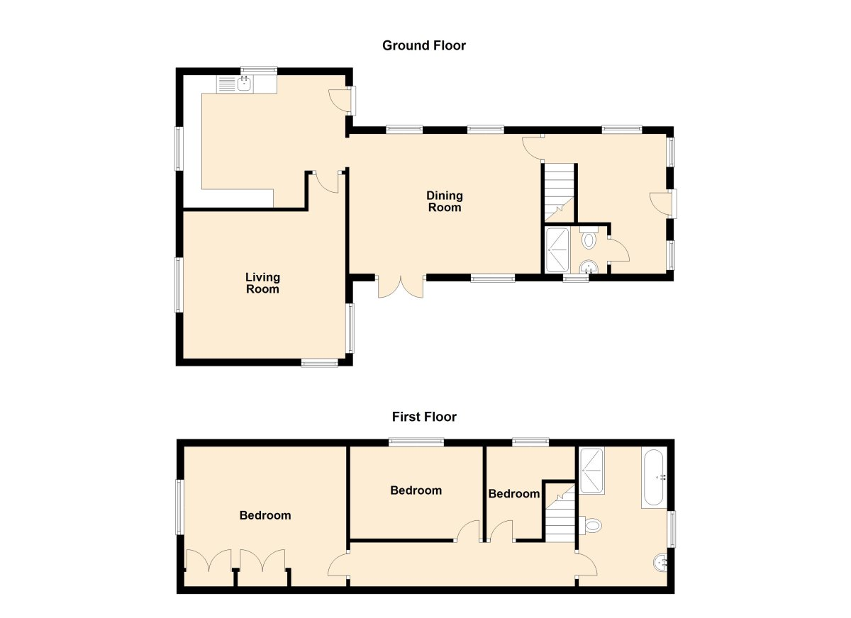 Whitegate Lane, Northwich Floorplan