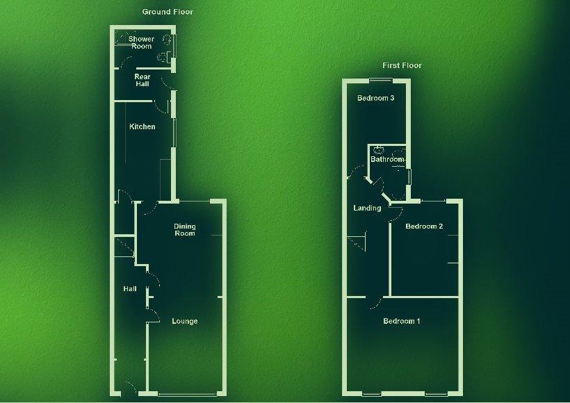 Panton Place, Chester Floorplan