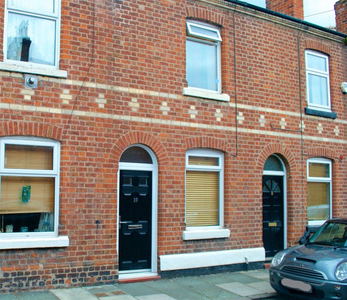 Catherine Street, Chester