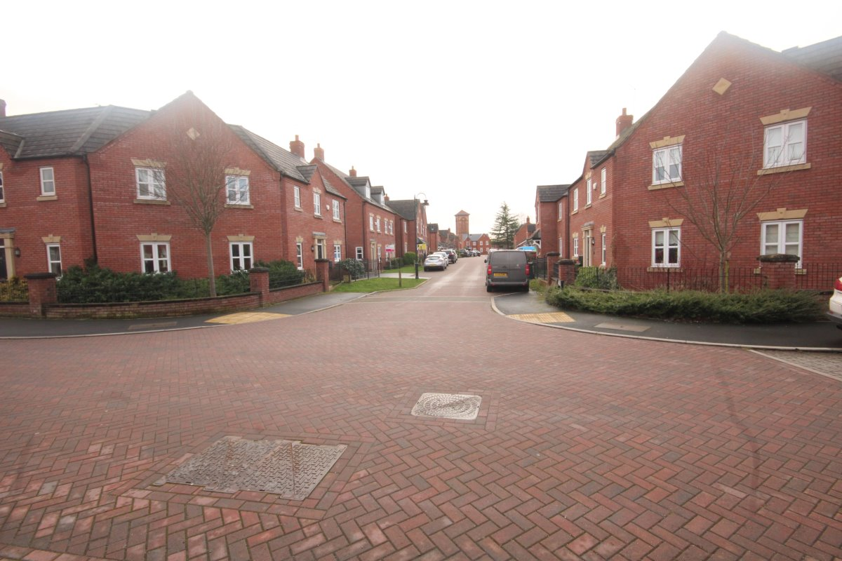 Upton Grange, Chester