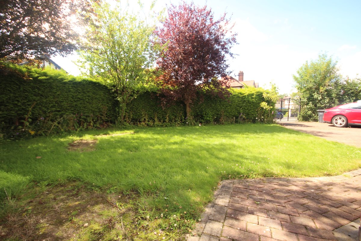 Abbots Park, Chester