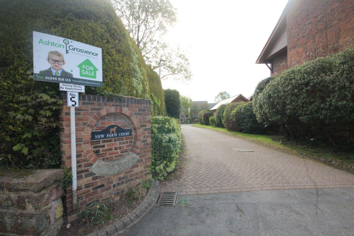 New Farm Court, Chester