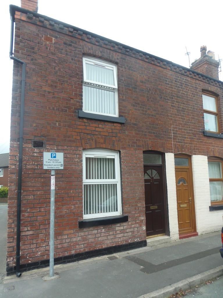 Annie Street, Warrington