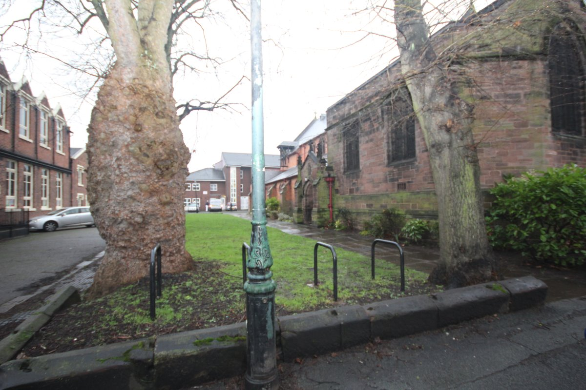 Cornwall Street, Chester