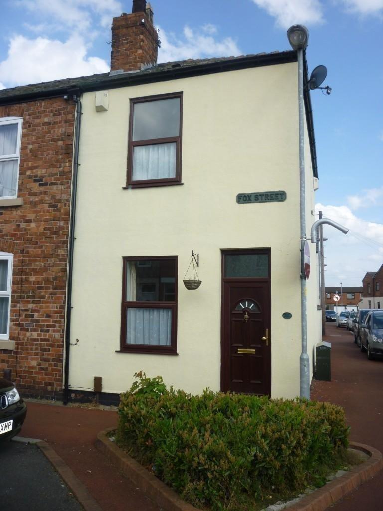 Fox Street, Warrington