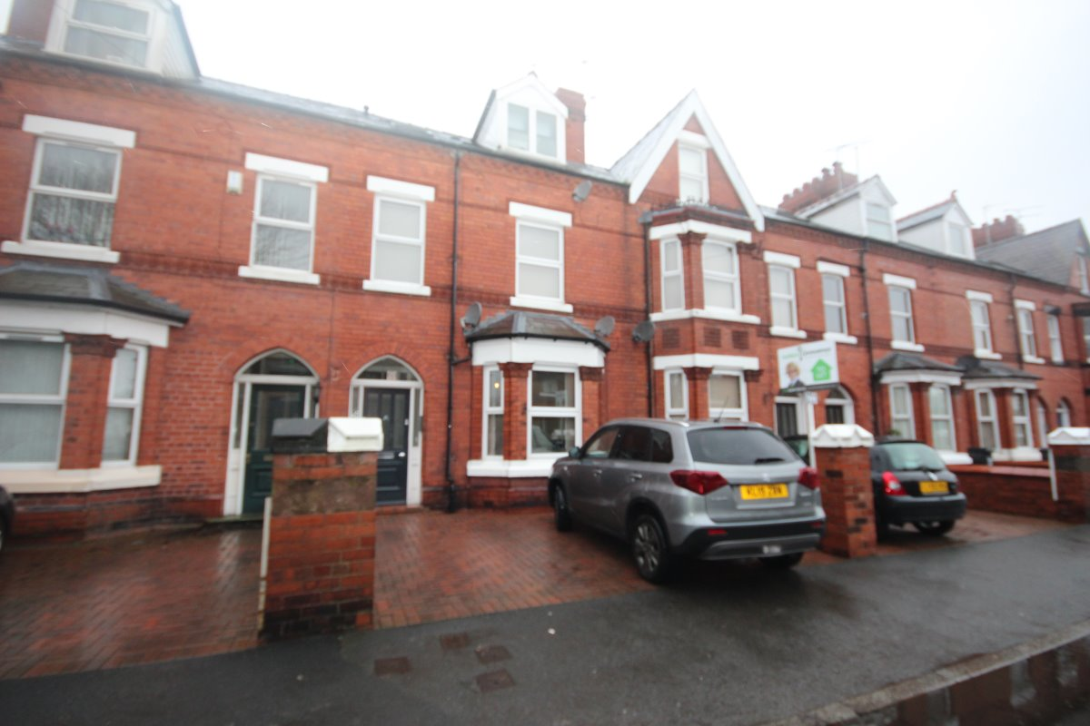 Halkyn Road, Chester