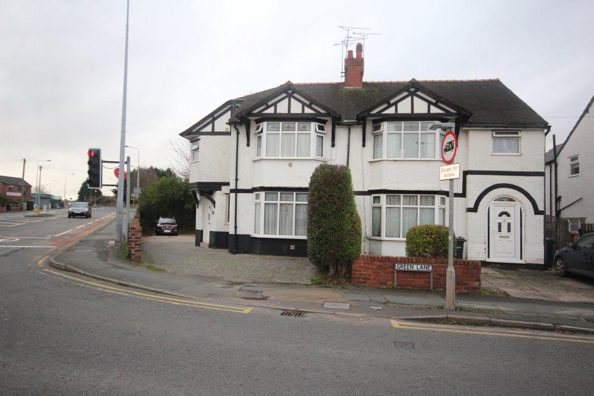 Green Lane, Chester