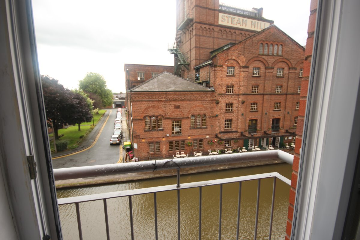 Shot Tower Close, Chester