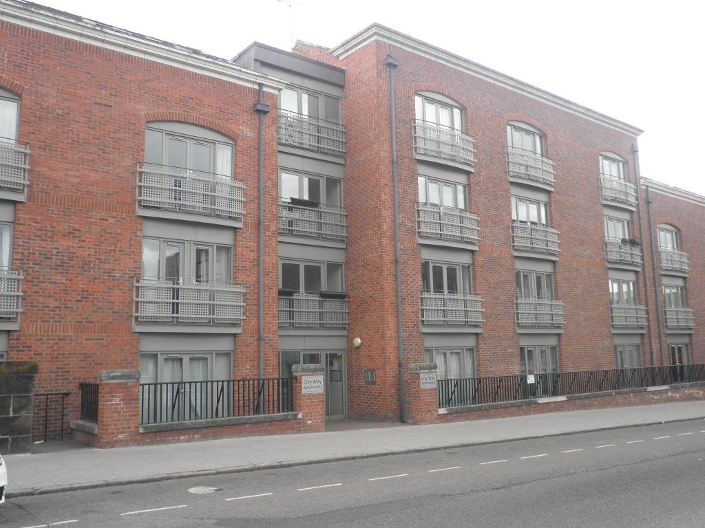 City Way Apartments, Chester