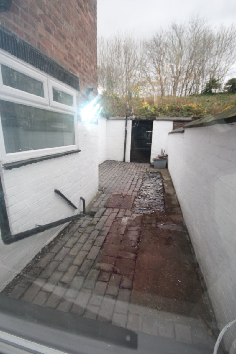 Waverley Terrace, Chester