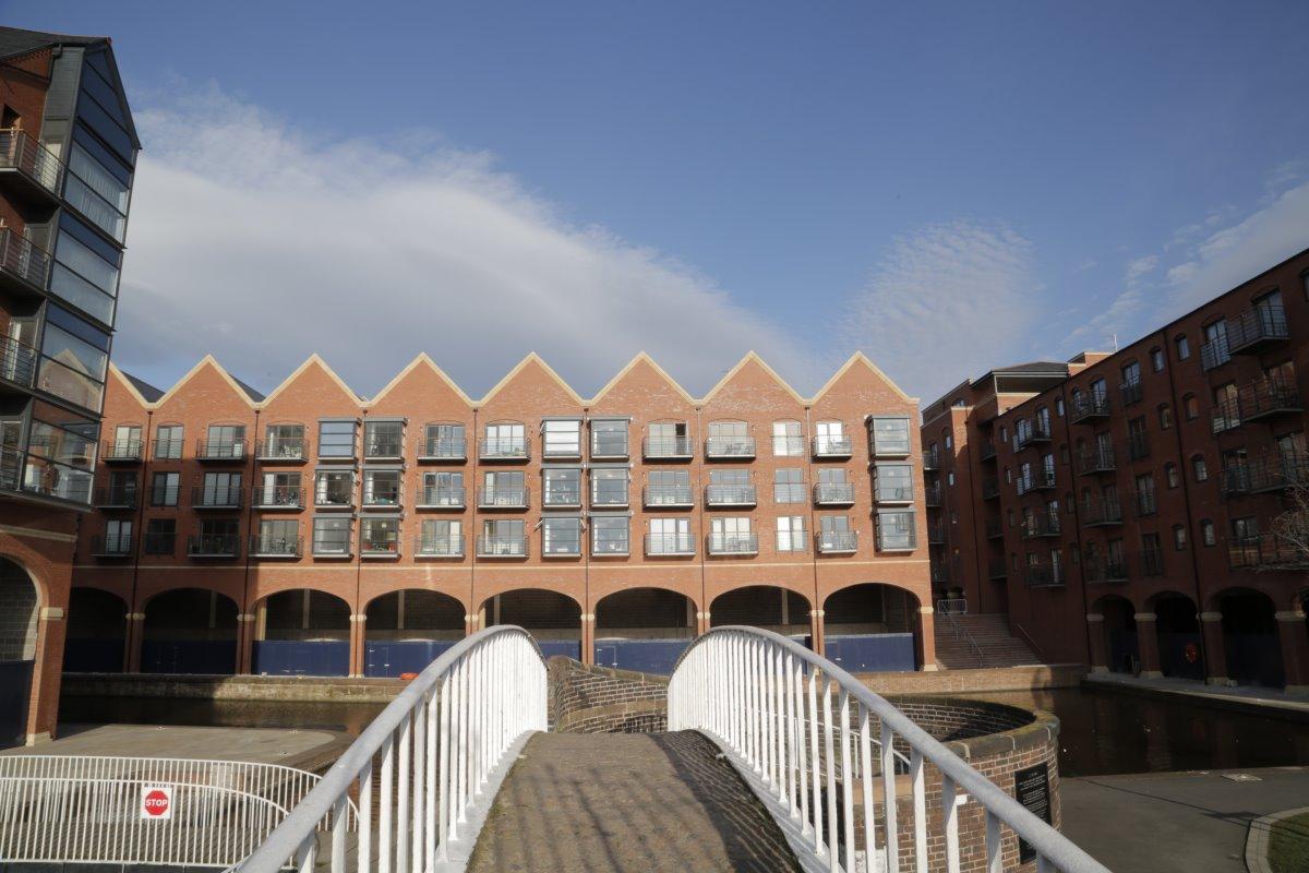 Handbridge Square, Chester