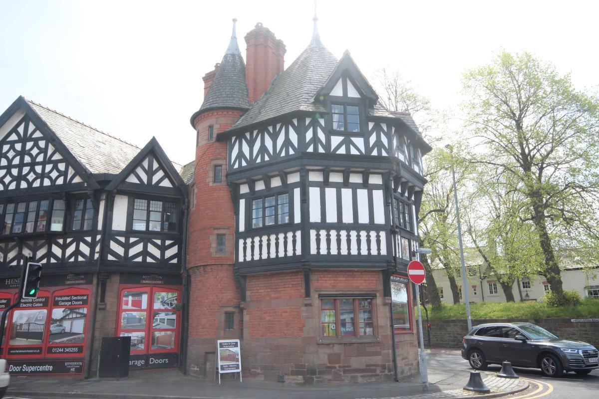 Tarvin Road, Chester